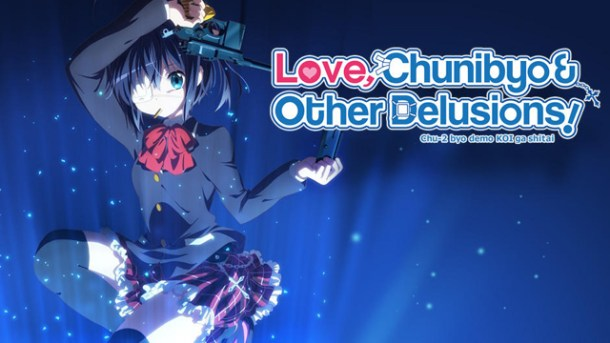 Love, Chunibyo & Other Delusions Logo