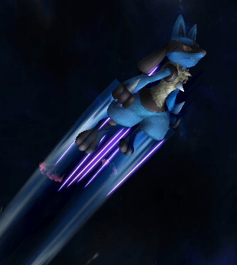 Lucario | Extreme Speed