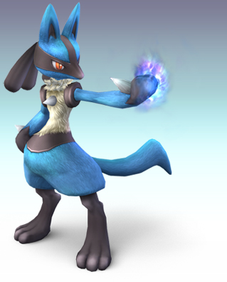 Lucario | Smash Bros Brawl