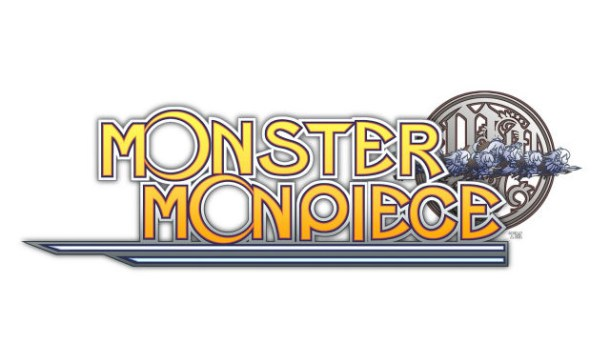 Monster Monpiece Logo Feature