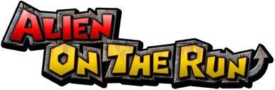 N3DS - Alien On The Run - Logo