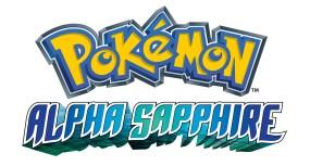 Pokémon Alpha Sapphire Logo | oprainfall