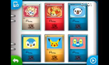 Pokemon Art Academy - Notebook