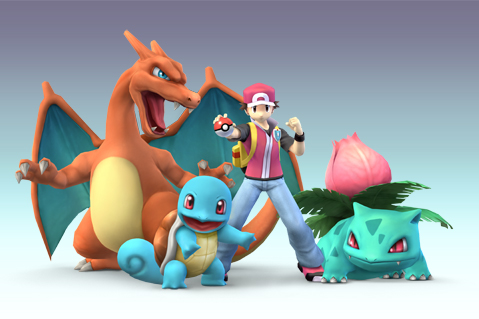 Smashing Saturdays - Character of the Week: Pokemon Trainer and Pokemon | oprainfall