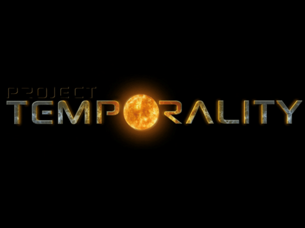 Project Temporality | Logo
