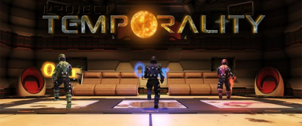 Project Temporality - Banner | oprainfall