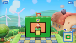 Pushmo World - Mallo Flag