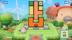 Pushmo World - Mallo Pull