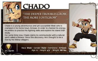 Shiness - Chado