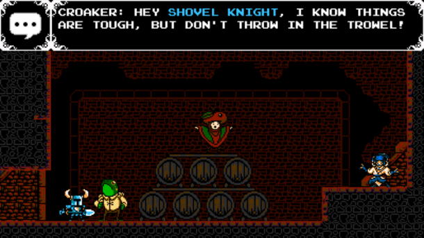 Croaker | Shovel Knight
