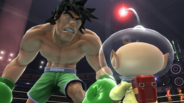 Smashing Saturdays: Giga Mac & Olimar - Super Smash Bros | oprainfall