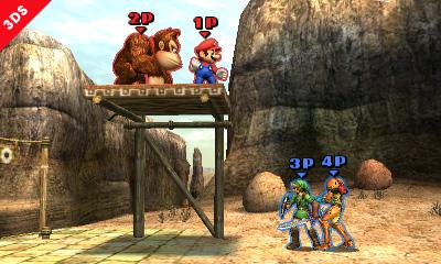 Smashing Saturdays: Team Colors - Super Smash Bros | oprainfall
