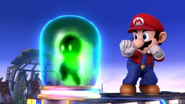 Smashing Saturdays: Creepy Assist Trophy - Super Smash Bros | oprainfall