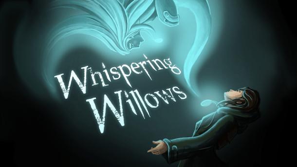 Whispering Willows - Logo | oprainfall