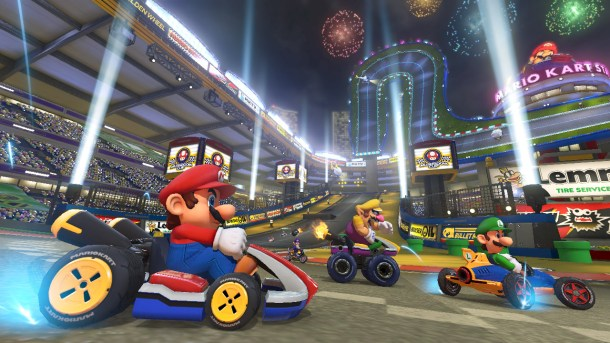 Mario Kart 8 - Nintendo Download | oprainfall
