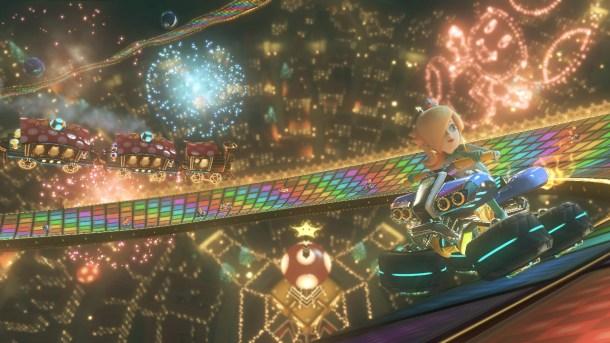 Mario Kart 8 - Readers' GOTY Finalist