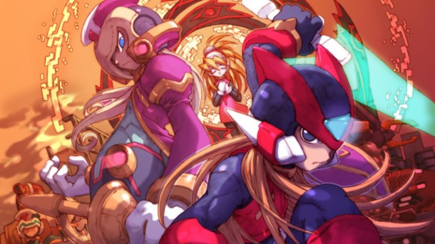 Mega Man Zero 2 | Nintendo Download Europe