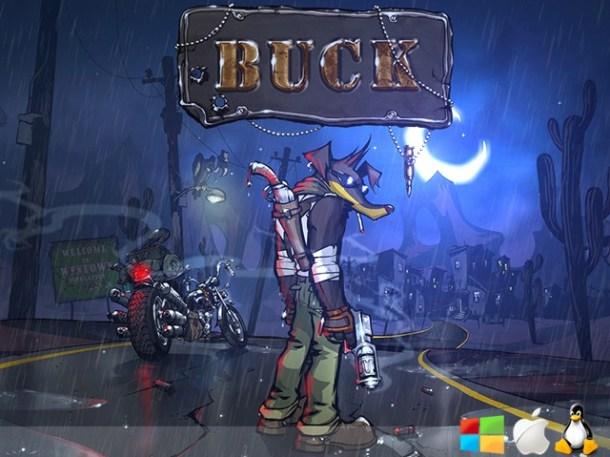 Buck | oprainfall