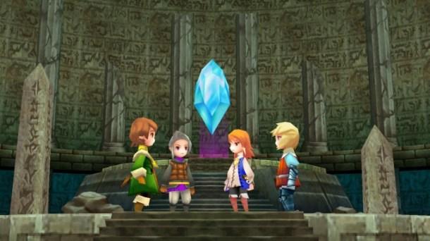 Final Fantasy III - Steam | oprainfall