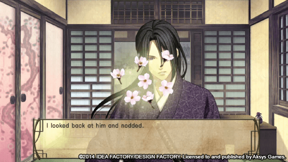 Hakuoki: Stories of the Shinsengumi | Cherry Blossoms