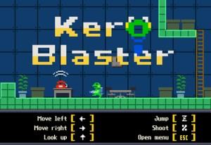 Kero Blaster | oprainfall