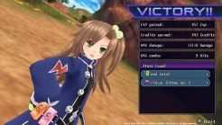 Hyperdimension Neptunia Re;Birth | IF win