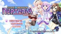 Hyperdimension Neptunia Re;Birth | Title