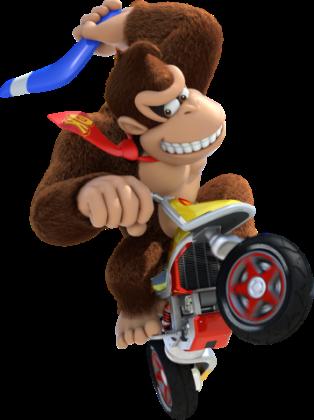 Mario Kart 8 - Donkey Kong | oprainfall