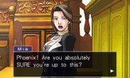 Phoenix Wright: Ace Attorney Trilogy | Mia Fey