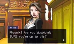 Phoenix Wright: Ace Attorney Trilogy | Mia Fey