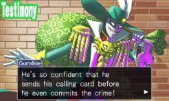 Phoenix Wright: Ace Attorney Trilogy | Testimony