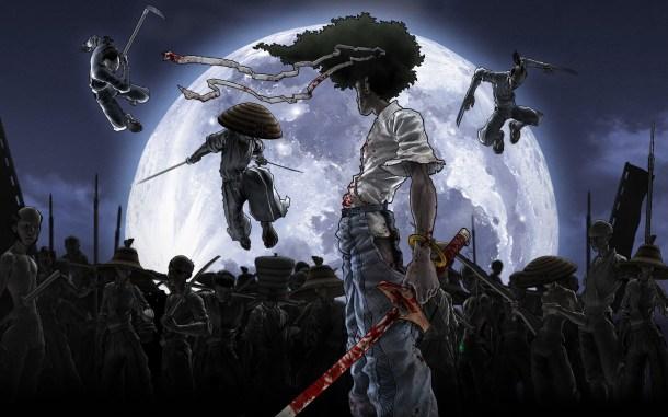 Afro Samurai | oprainfall