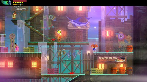 Guacamelee! Super Turbo Championship Edition - Screenshot | oprainfall