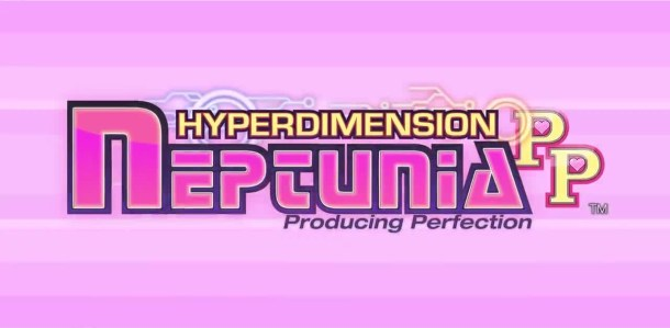 Hyperdimension Neptunia: Producing Perfection - Logo | oprainfall