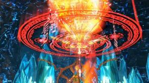 Link Charging Fire Rod | Hyrule Warriors