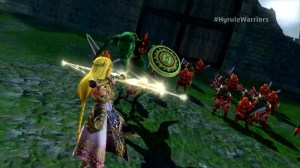 Zelda Charging Bow | Hyrule Warriors