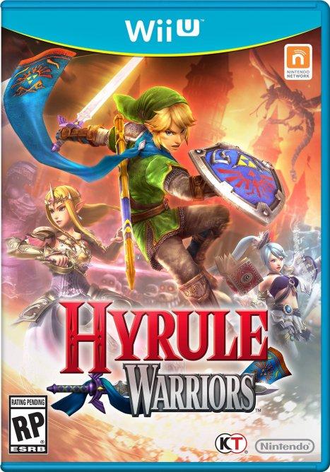 Hyrule Warriors | Box Art