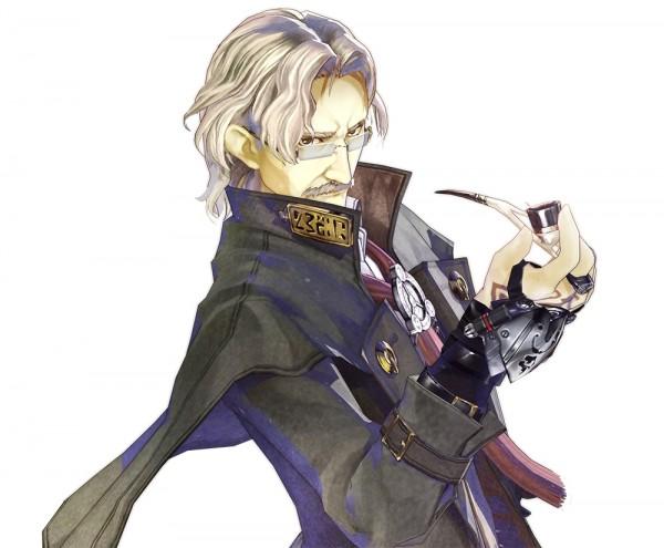 Keithgrif Hazeldine, voiced by Jouji Nakata