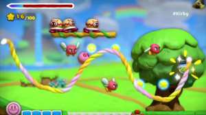E3 2014: Kirby and the Rainbow Curse | oprainfall
