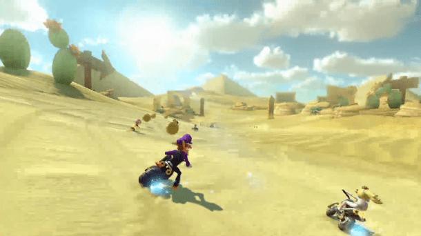 Mario Kart 8 | Retro Tracks