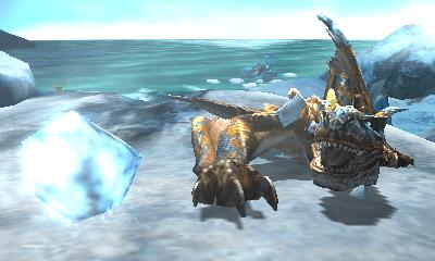 Monster Hunter 4 Ultimate | Tigrex