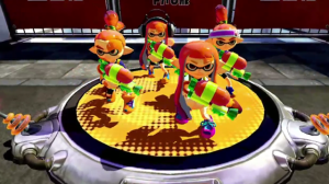 E3 2014: Nintendo - Splatoon