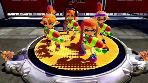 E3 2014: Nintendo - Splatoon | Justin's Most Anticipated Games of 2015