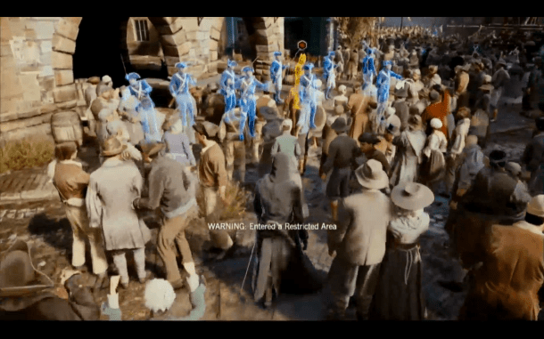 E3 2014 Ubisoft Conference - Assassin's Creed Unity