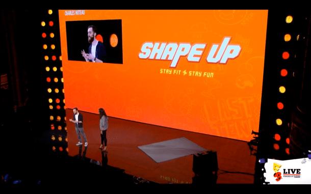 E3 2014 Ubisoft Conference - Shape Up