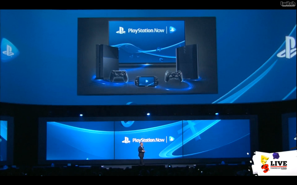 E3 2014 Sony Conference - PlayStation Now