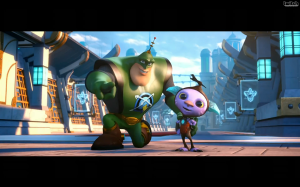 E3 2014 Sony Conference - Ratchet & Clank