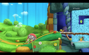 Yoshi's Woolly World | oprainfall