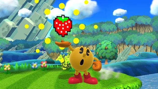 Smashing Saturdays: Super Smash Bros. - Pac-Man Powers | oprainfall