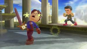 Smash Bros - Reggie vs. Iwata